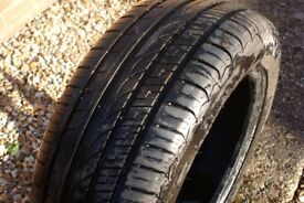 Tyres X 2 Autogrip 215/552R16