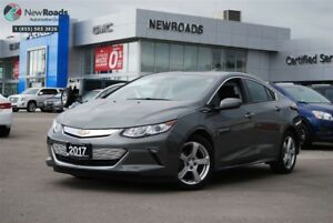 2017 Chevrolet Volt LT LT, LEATHER, ALLOYS, ONE OWNER, NO ACC...