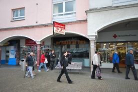 TO LET / MAY SELL - CLASS 3 RESTAURANT / TAKEAWAY - Unit 16 Maple Court, Alloa, FK10 1JS