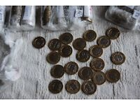 £2 coins collectible coin hunt coin Sussex England UK Worldwide collection job lot investment
