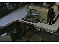 Brother TWIN NEEDLE FEED INDUSTRIAL Sewing machine with Large working area