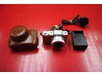 Panasonic DMC-GF7 Camera Bundle £215