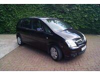 LHD 2006 OPEL ( Vauxhall) MERIVA 1.3 CDTI