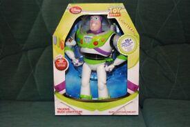Buzz Lightyear 12 inch Talking Disney figure from Toy Story.
