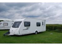 6 Berth Swift Safari (Charisma) Touring Cravan