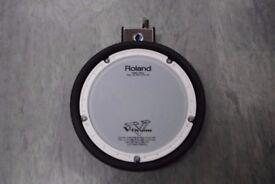 "Roland PDX-6 Single Dual Trigger Mesh Head Pad 8"" £110"