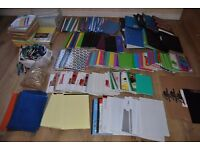 SCHOOL AND OFFICE SUPPLIES ALL FOR £20 BARGAIN!!!
