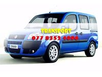 • 24/7 • Small Van and Big Man • Small Removal • Transport of goods •