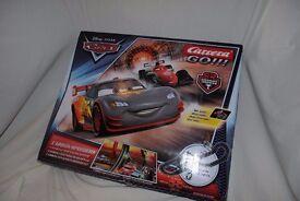 Carrera cars carbon speeders track toys mcqueen