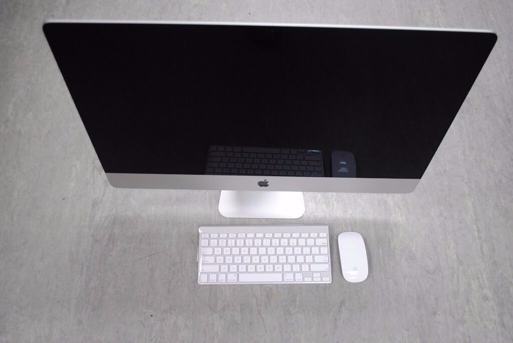 """Apple iMac 27"""" MF886LL/A Boxed1300in Manchester City Centre, ManchesterGumtree - For sale Apple iMac 27"""" MF886LL/A. This iMac is pre owned in excellent cosmetic condition and full working order. Covered with a one year warranty for your peace of mind. Specifications Model Late 2014, A1419, 15.1 Operating System OS X Yosemite..."""