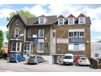 PURLEY 475SQ.FT GROUND FLOOR OFFICE SHORT OR LONG TERM LET