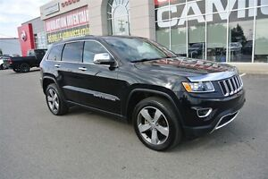 2015 Jeep Grand Cherokee Limited, TOIT,CUIR,NAVIGATION