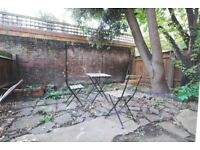 SPACIOUS STUDIO FLAT WITH GARDEN - CLAPHAM SOUTH - £1,050 PER MONTH!!!