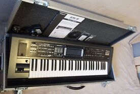 Roland GW-8 Excellent Condition with Alu Case