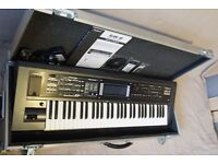 Roland GW-8 Excellent Condition with Alu Case