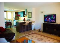 3 Bedroom Flat or 2 doubles and Studio for rent with terrace