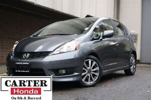 2013 Honda Fit Sport + CERTIFIED 7YRS + MUST GO!!