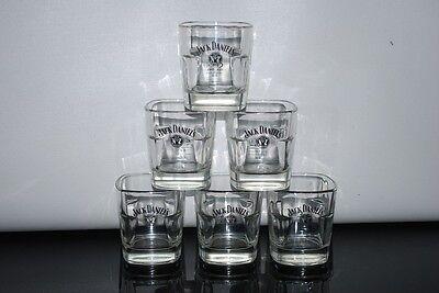 Jack Daniels Tumbler stapelbar - Jack Daniels Whiskygläser  27cl  - 6 Stück ++++