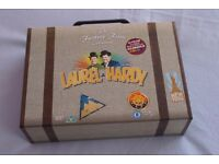 Stan and Laurel - The Feature Film Collection - Set of 10 in a Hard Case - in excellent condition