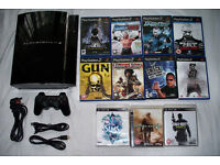 PS3 playstation 3 60gb fully backwards compatble with controller and games!!!