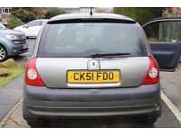 Renault Clio Dynamique SPARES AND REPAIRS
