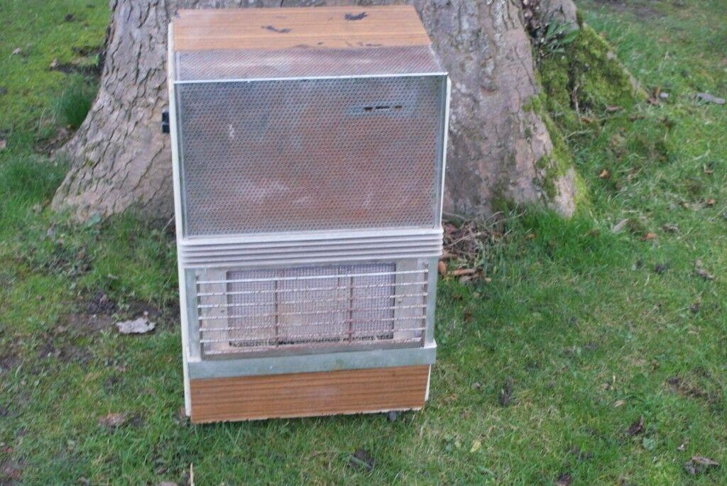 Bottle Gas Calor Type Heater For Workshop Or Garden Shed
