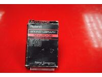 Roland SN-U110-06 Orchestral Winds Sound Library £35