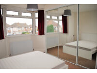 *NO AGENCY FEES TO TENANTS*Fantastic double bedroom available in May in newly refurbished property.