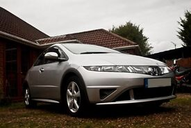 Honda Civic SE CDTi 2.2 2009 - Excellent Condition - Honda Service History -