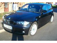 BMW 1 SERIES 118D M SPORTS AUTOMATIC DIESEL