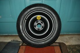 ford focus spare wheel from 2005 -