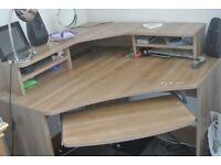 corner desk need some TLC