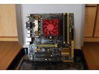 AMD Kaveri A10-7850K 3.7Ghz Motherboard Bundle