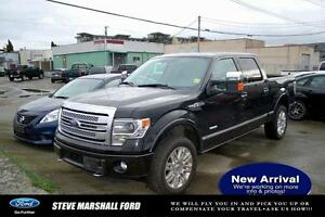 2014 Ford F-150 Platinum | Just In!
