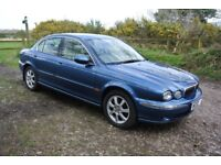 JAGUAR X TYPE AUTOMATIC