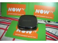 Now tv 6 Month Entertainment Pass & New Now tv Box
