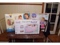 Baby Booster Seat, Bed Rail and Toilet Trainer