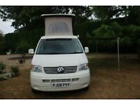 This 2008 VW Campervan wanted