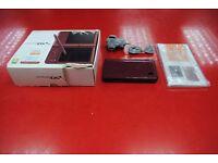 Nintendo DSi XL in Wine Red £45