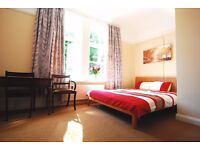 Classy Large Double Room in West Hampstead