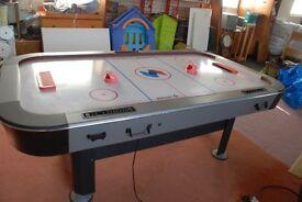 Sports Craft Turbo Air Hockey arcade game machine 7ft x 4 ft
