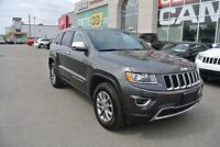 2014 Jeep Grand Cherokee LIMITED, TOIT,NAV,CUIR