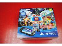 Sony PS Vita Slim Black Boxed Bundle £150