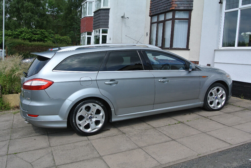 ford mondeo titanium x sport tdci silver estate in wolverhampton west midlands gumtree. Black Bedroom Furniture Sets. Home Design Ideas