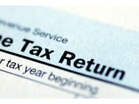 Accountant - self employed tax returns due by end of January!! £100 per return