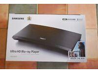 SAMSUNG Ultra HD Blu-ray Player UBD - K8500