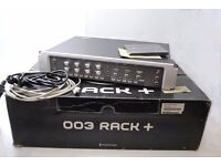 Digidesign 003 Rack + Factory Pro Tools 8 System Boxed £400