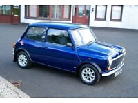 Classic 1994 ROVER MINI TAHITI, 1275cc, Carb version, Manual, 21,800 miles. Possible SWAP, WHY?