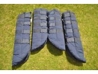 Full Size Horse Padded Travel Boots by Polly Products