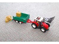 Playmobile Tractor